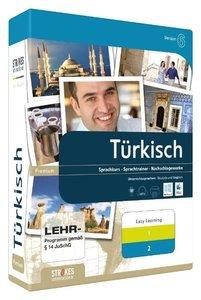Strokes Easy Learning Türkisch 1+2 Kombipaket für Anfänger und F