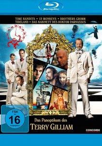 Das Panoptikum des Terry Gilliam (Blu-ray)