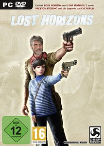Lost Horizons (Lost Horizon + Lost Horizon 2 + Bonus-Adventure)