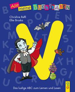 Alle meine Buchstaben - V