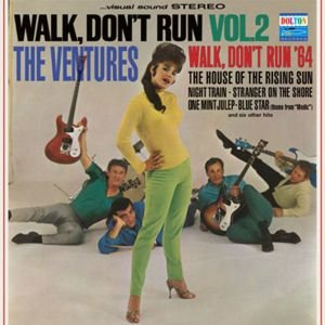 Walk Don't Run Vol.2