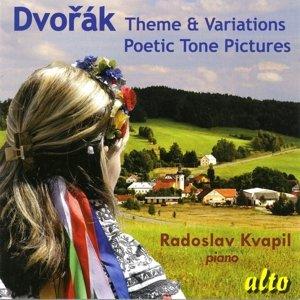 Thema Variationen op.36/Poet Tonbilder op.85
