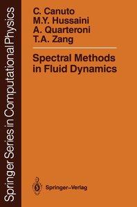 Spectral Methods in Fluid Dynamics