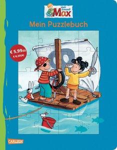 Mein Freund Max - Mein Puzzle-Buch