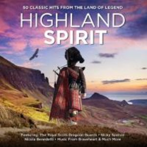 Highland Spirit (50 Classic Tracks)