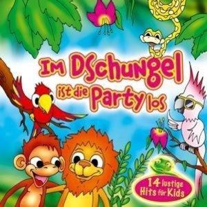 Im Dschungel ist die Party los-14 lustige Hits f