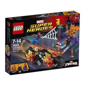 Lego 76058 Marvel SH-Spider-Man: Ghost Riders Verbündete