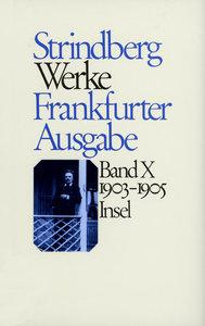 Werke 1903 - 1905