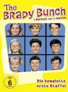 The Brady Bunch - 3 Mädchen und 3 Jungen