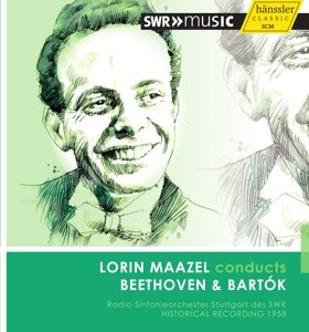 Maazel plays Beethoven & Bartok