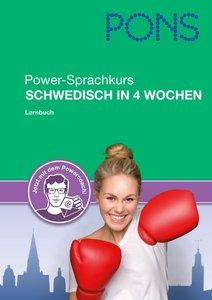 PONS Power-Sprachkurs Schwedisch