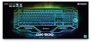 NACON GK-500DE Gaming Keyboard