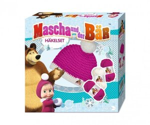 "Mascha und der Bär - Mütze ""Mascha"""