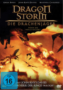 Dragonstorm (DVD)
