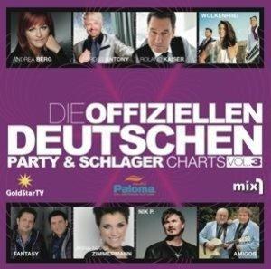 Die offiziellen Deutschen Party- und Schlagercharts, Vol. 3