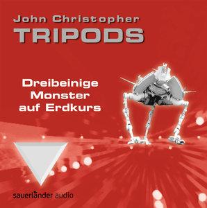 Tripods 01 Dreibeinige Monster auf Erdkurs