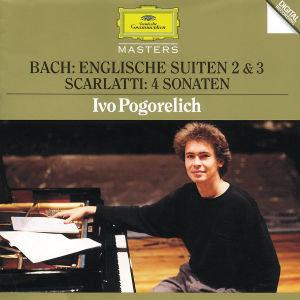 Englische Suiten 2,3/Sonaten.K87,135,380,450