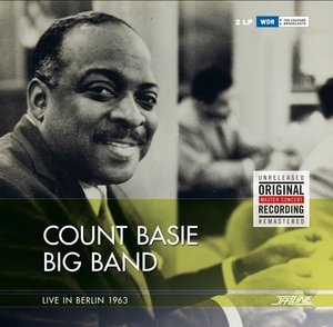 Count Basie Big Band-Live in Berlin 1963