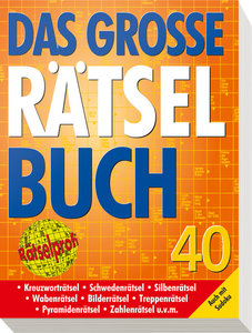 Das große Rätselbuch 40