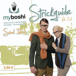 myboshi Strickguide Vol. 2.0