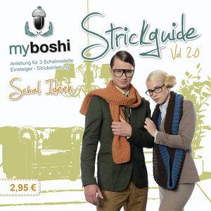 myboshi Strickguide Vol. 2.0