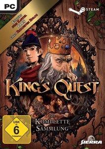 Kings Quest - Die komplette Sammlung