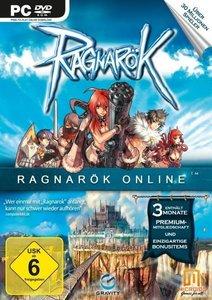 Ragnarök - Online (Bonus-Inhalte im Wert von über 30,- )