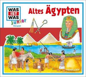 Was ist was Junior Hörspiel-CD: Altes Ägypten