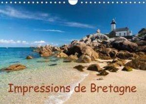 Impressions de Bretagne (Calendrier mural 2015 DIN A4 horizontal