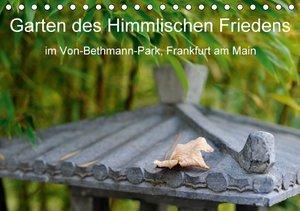 Garten des Himmlischen Friedens im Von-Bethmann-Park, Frankfurt