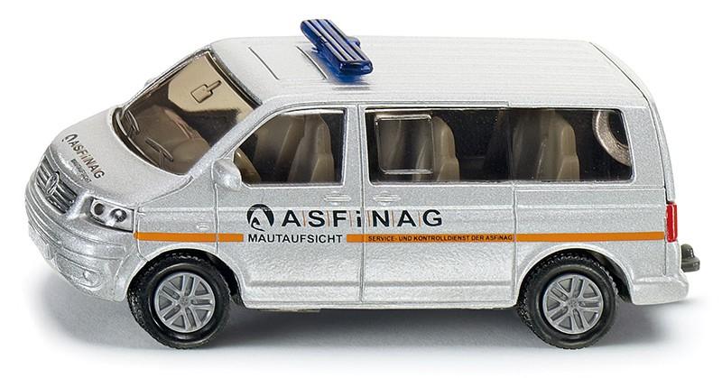 SIKU 1352 - Austria: VW Bus ASFINAG - zum Schließen ins Bild klicken