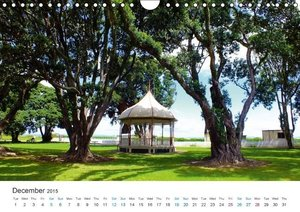 Diversity New Zealand / UK-Version (Wall Calendar 2015 DIN A4 L
