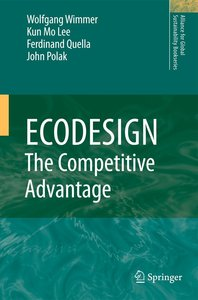 ECODESIGN -- The Competitive Advantage