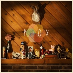 PHOX (LP+MP3/Coloured)