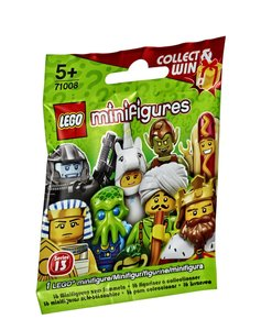 Lego 71008 - Minifiguren Serie 13, sortiert, 1 Figur