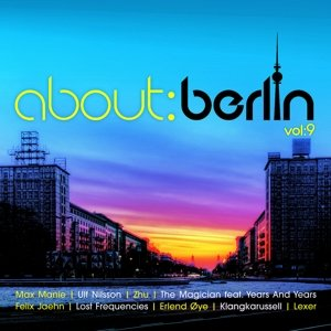 About: Berlin Vol: 9 (4fach Vinyl)
