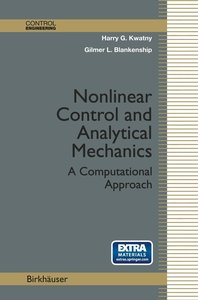 Nonlinear Control and Analytical Mechanics