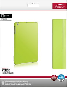 Speedlink VERGE Pure Cover, Hartschale für iPad mini, grün