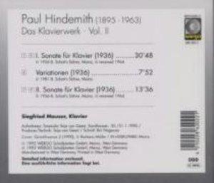 Das Klavierwerk Vol.2