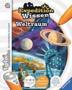 Ravensburger tiptoi Expedition Wissen Weltraum
