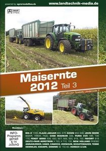 Maisernte 2012 Teil 3