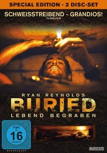 Buried-lebend begraben-Special Edition