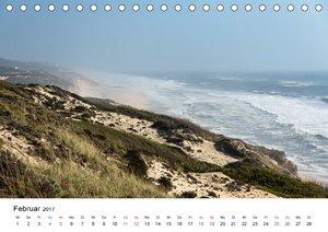 Foto Momente Portugal - Felsen, Sand und Meer