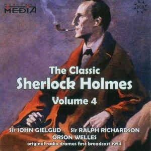 The Classic Sherlock Holmes Vol.4 (engl.)