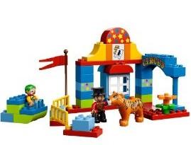 LEGO® Duplo 10504 - Großer Zirkus - zum Schließen ins Bild klicken