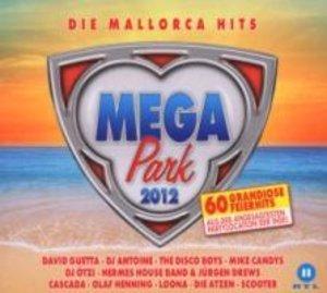Various: Megapark-Die Mallorca Hits 2012
