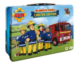 Feuerwehrmann Sam - Die komplette Staffel 8 (Limited Edition)