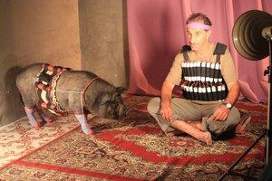 Das Schwein von Gaza (Blu-ray)