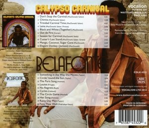 Calypso Carnival & The Warm Touch