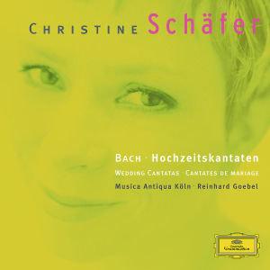 Hochzeitskantaten BWV 202,210